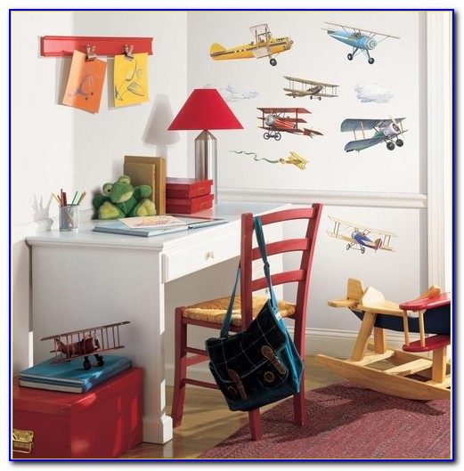 Vintage Airplane Decor Products