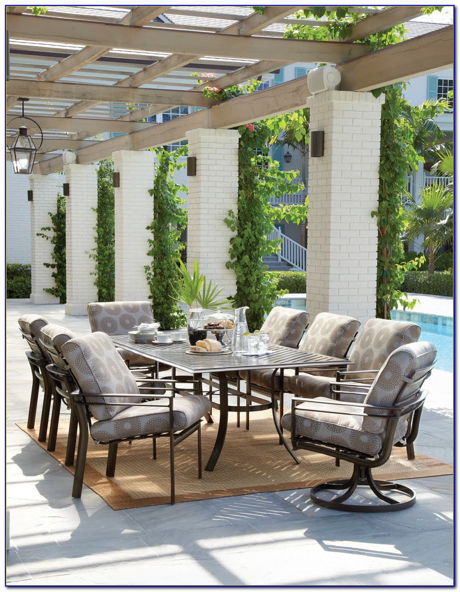 Winston Patio Furniture Warranty