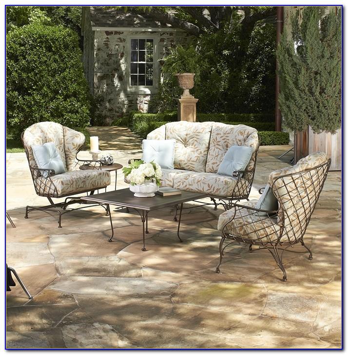 Woodard Outdoor Furniture Vintage