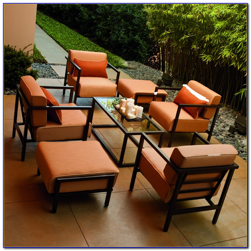Woodard Patio Furniture Vintage