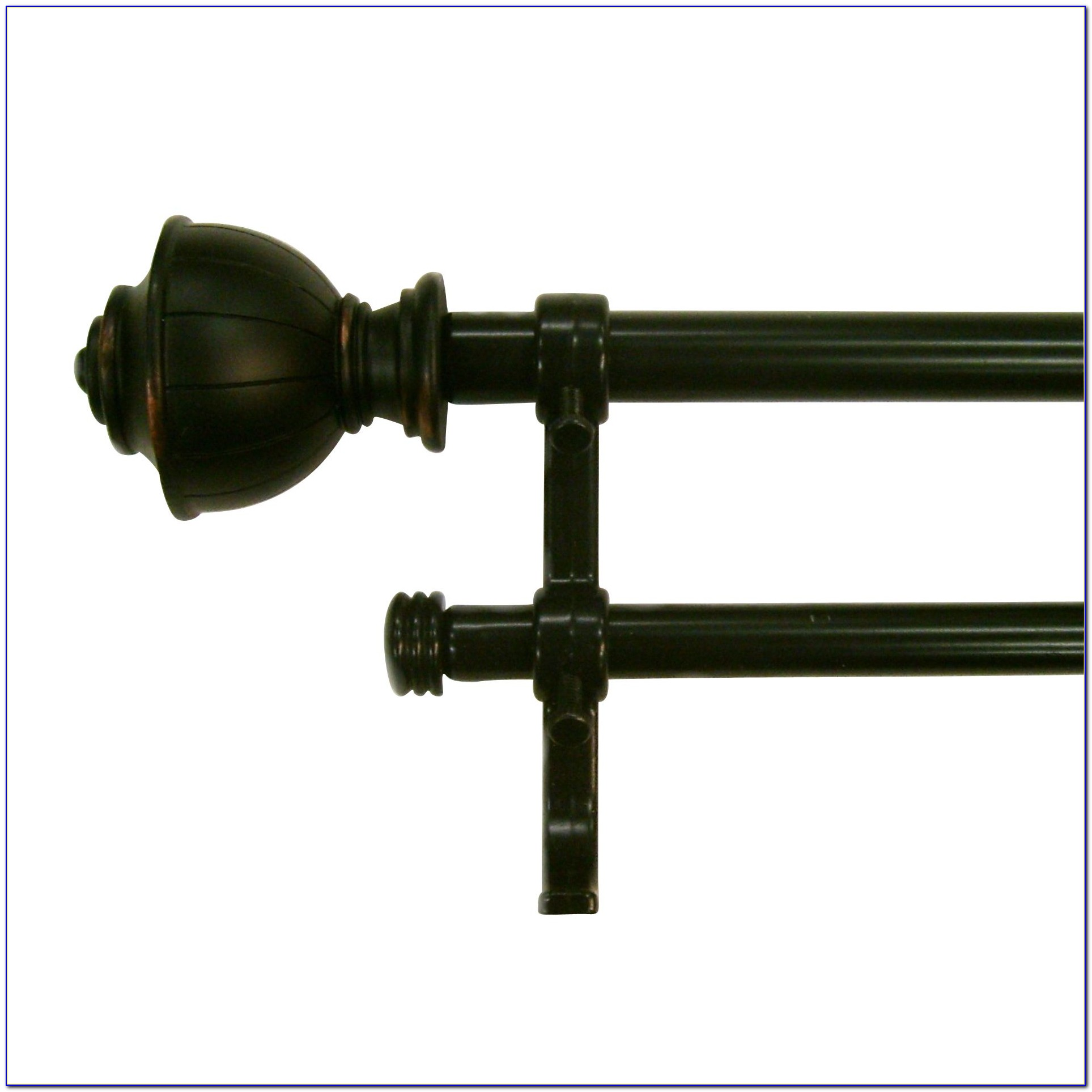 Wrought Iron Curtain Rods India