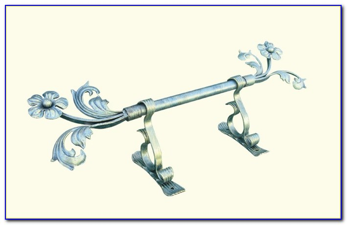 Wrought Iron Curtain Rods Made In Usa