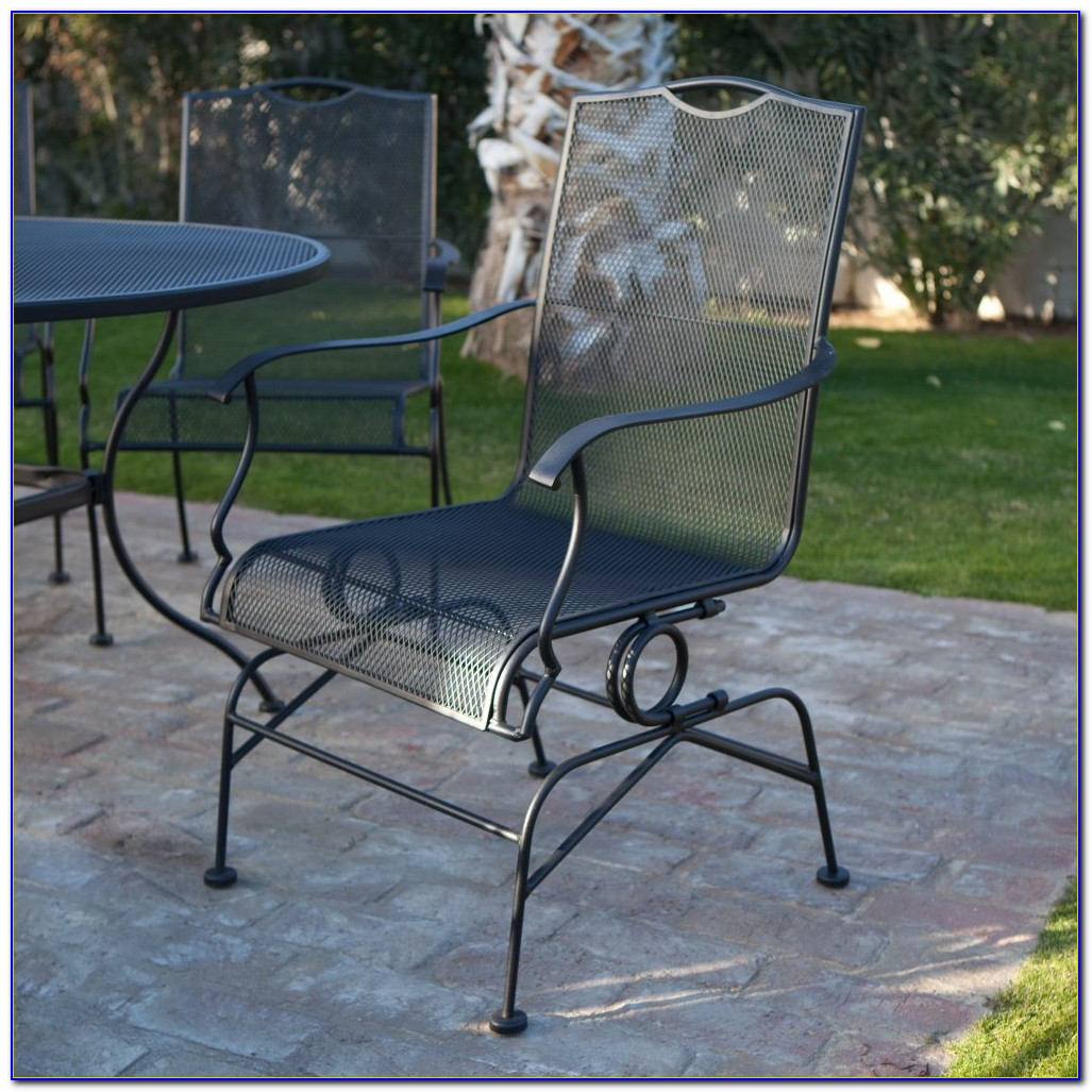 Wrought Iron Patio Furniture Craigslist