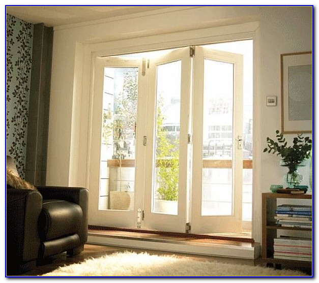 Accordion French Patio Doors