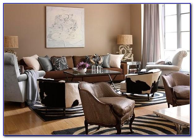 African Safari Living Room Decor
