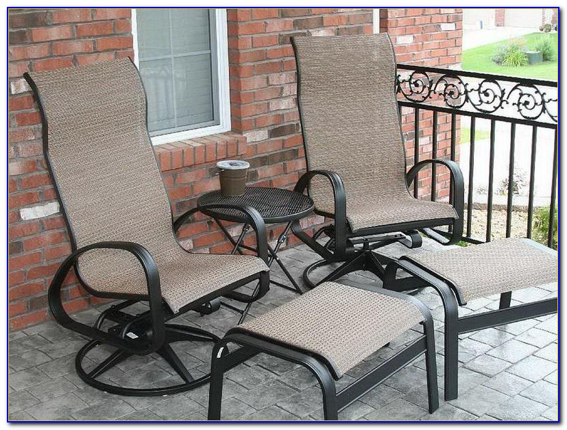 Antique Wrought Iron Patio Furniture Sets
