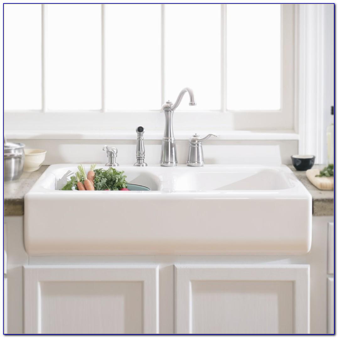 Apron Front Kitchen Sink Installation
