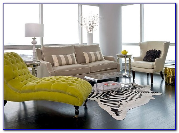 Ashley Chaise Lounge Living Room Furniture