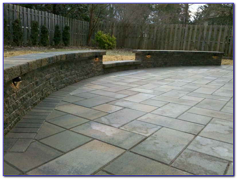 Backyard Paver Patio Pictures