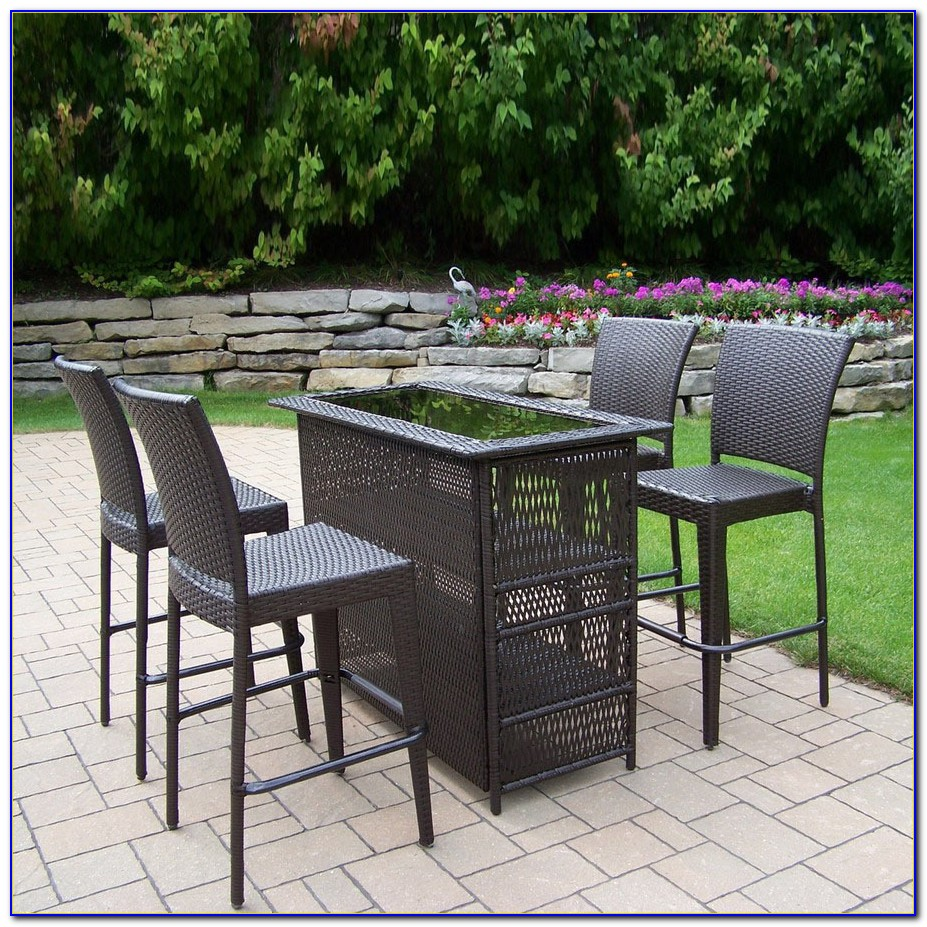 Bar Height Patio Set Canada