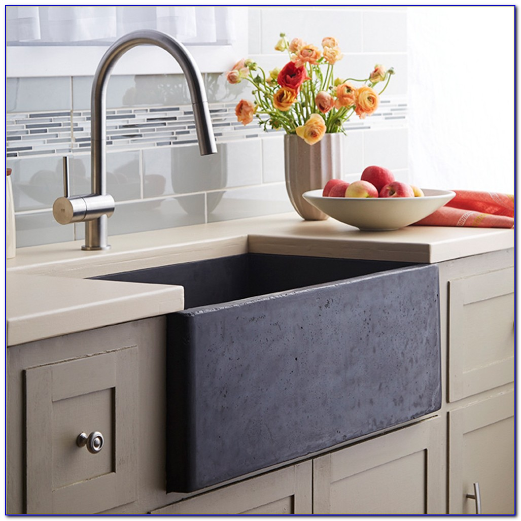 Black Farm Sinks For Kitchens