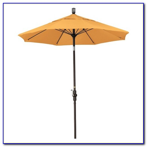 Blue Patio Umbrella Target