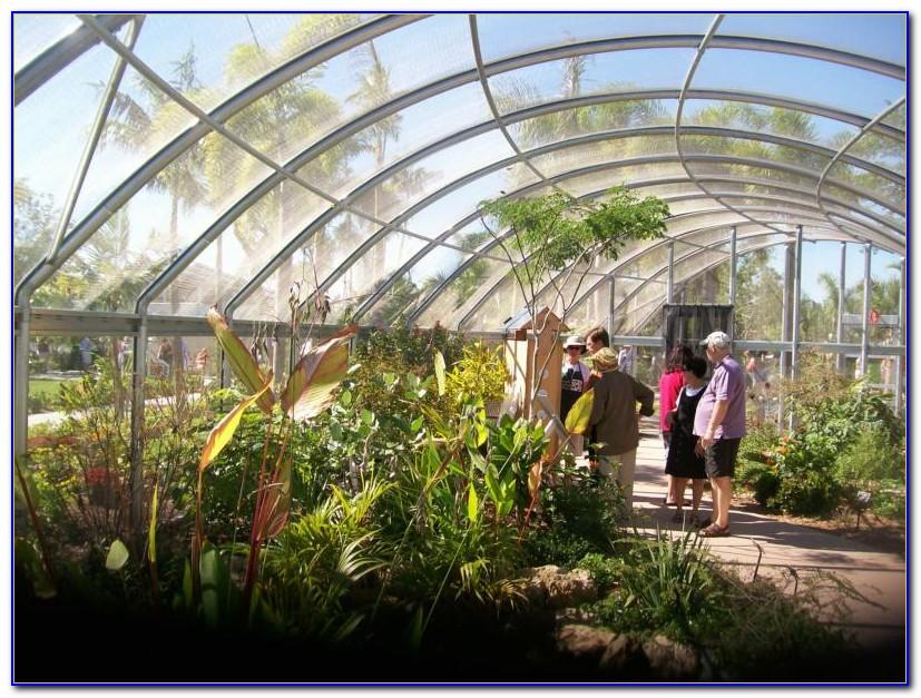 Botanical Gardens Lego Exhibit Naples Fl