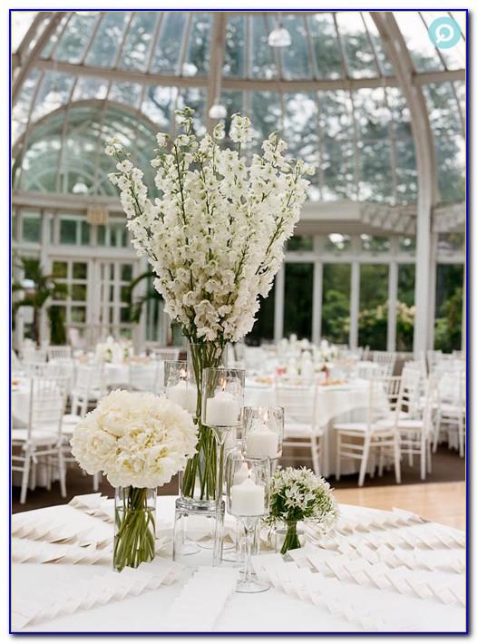 Brooklyn Botanical Garden Wedding Atrium