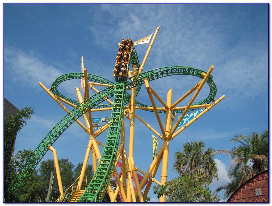 Busch Gardens Tampa Fl Hours