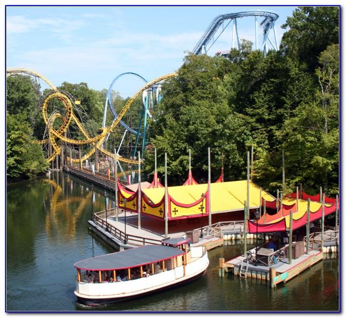 Busch Gardens Williamsburg Virginia Address