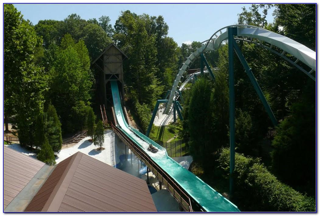 Busch Gardens Williamsburg Virginia Resident Fun Card