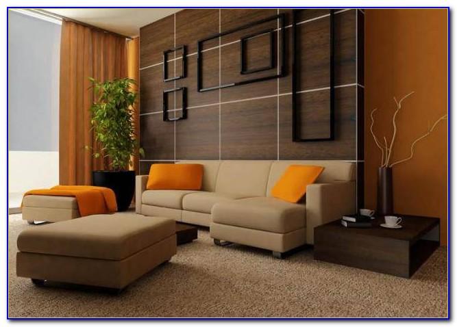 Chocolate Brown Sofa Living Room Ideas
