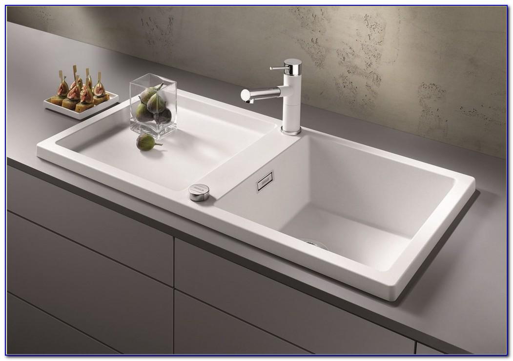 Composite Kitchen Sinks Cream
