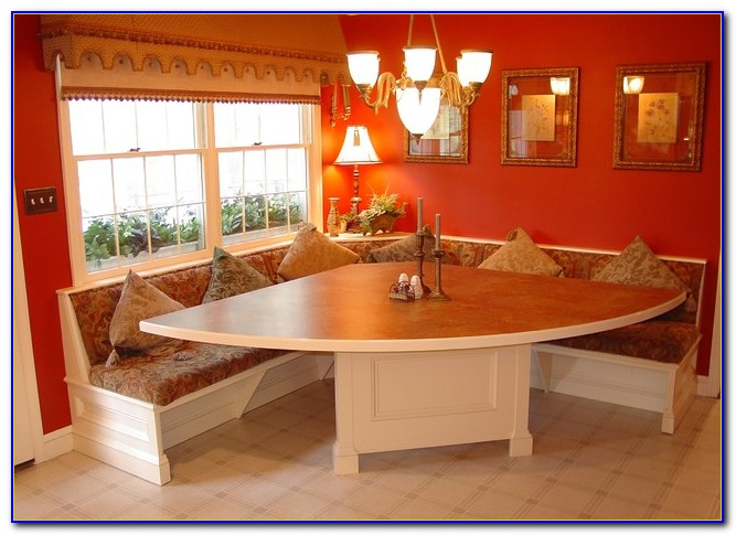 Corner Booth Kitchen Table With Storage