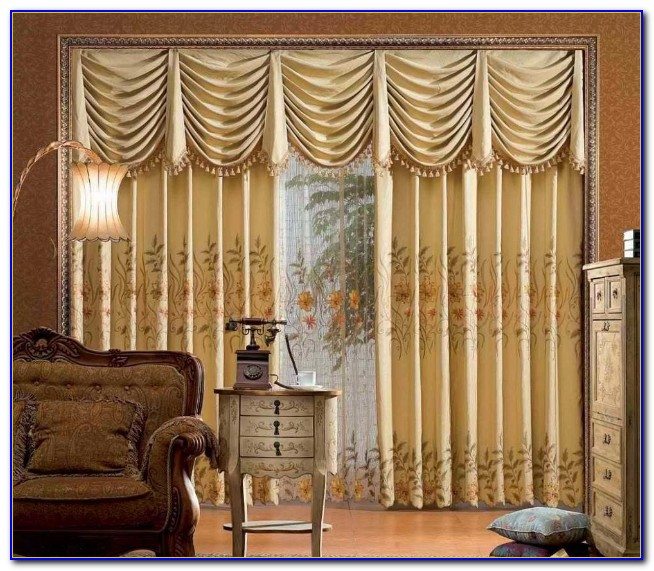 Curtain Images For Living Room