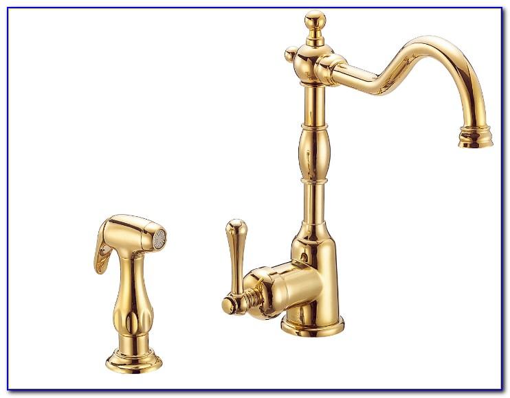 Danze Kitchen Faucet Install