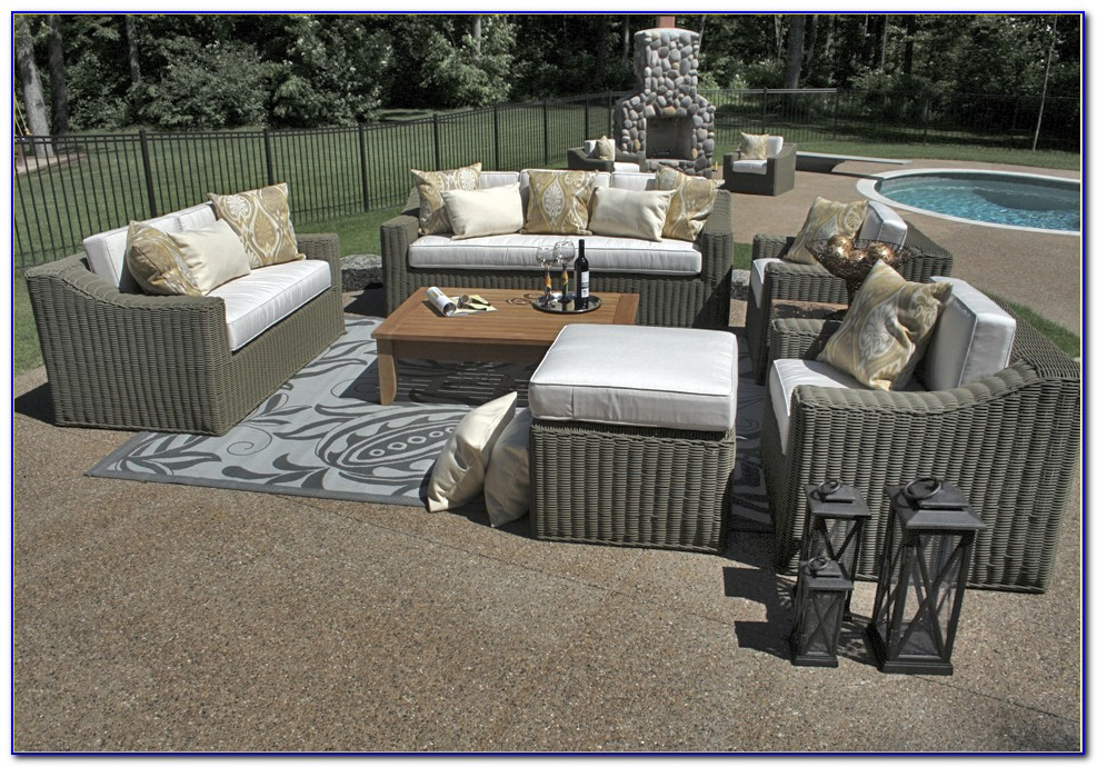 Deep Seating Patio Furniture Sets