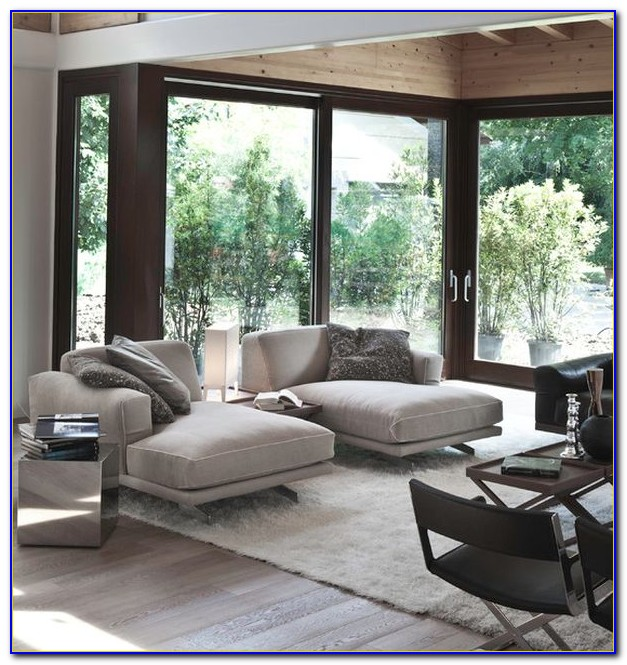 Double Chaise Lounge Living Room Costco