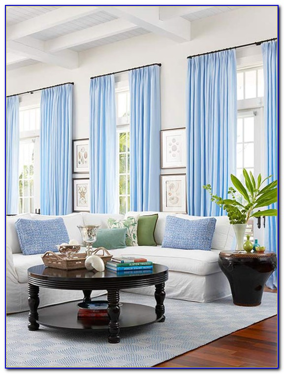 Draperies For Formal Living Room