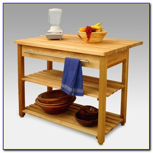 Drop Leaf Kitchen Island Plans
