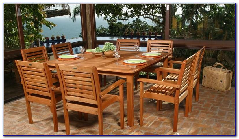Eucalyptus Patio Furniture Canada