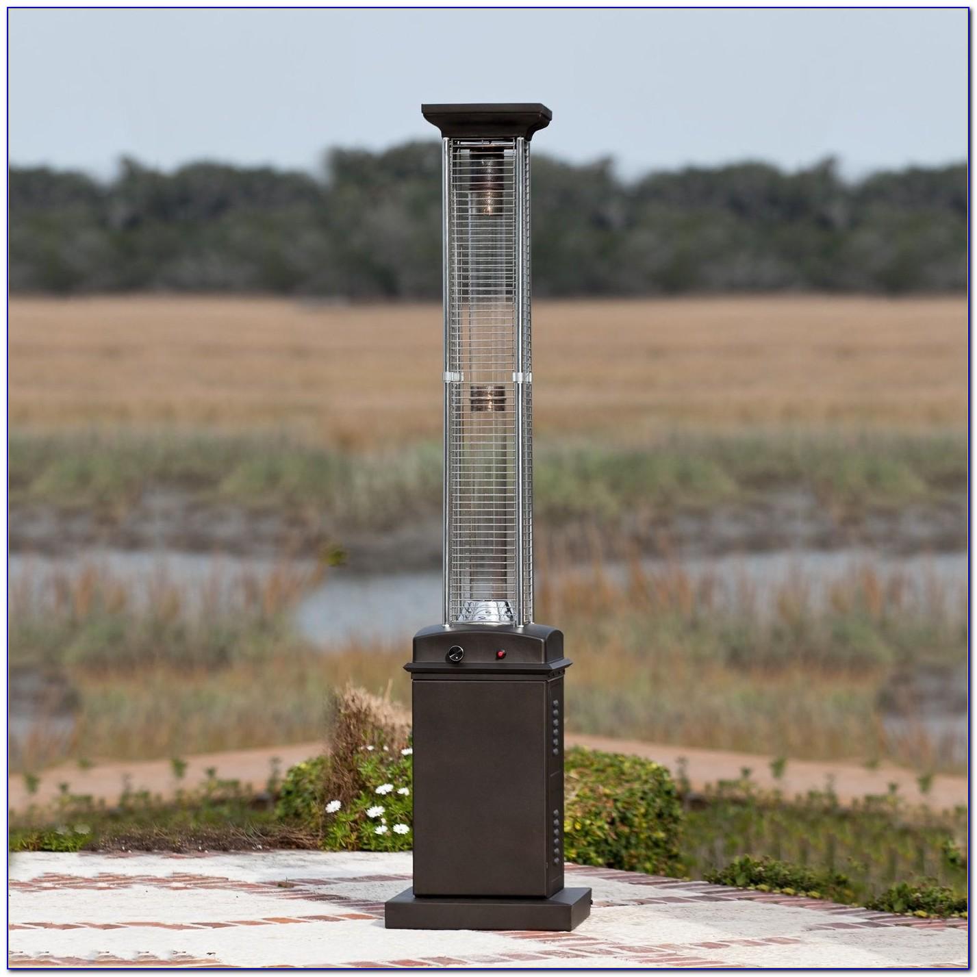 Fire Sense Patio Heater Will Not Stay Lit