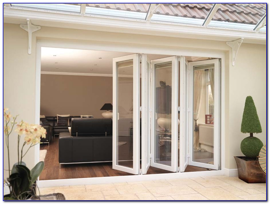 Folding Glass Patio Doors With Screens
