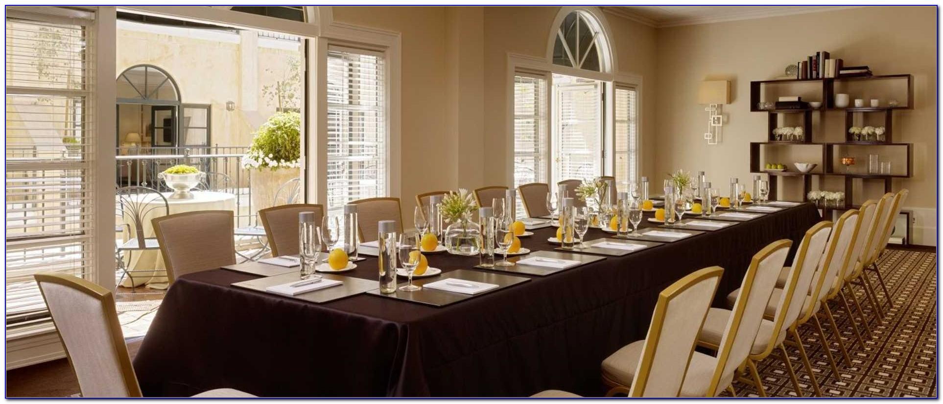 Garden Court Hotel Palo Alto Grove Ballroom