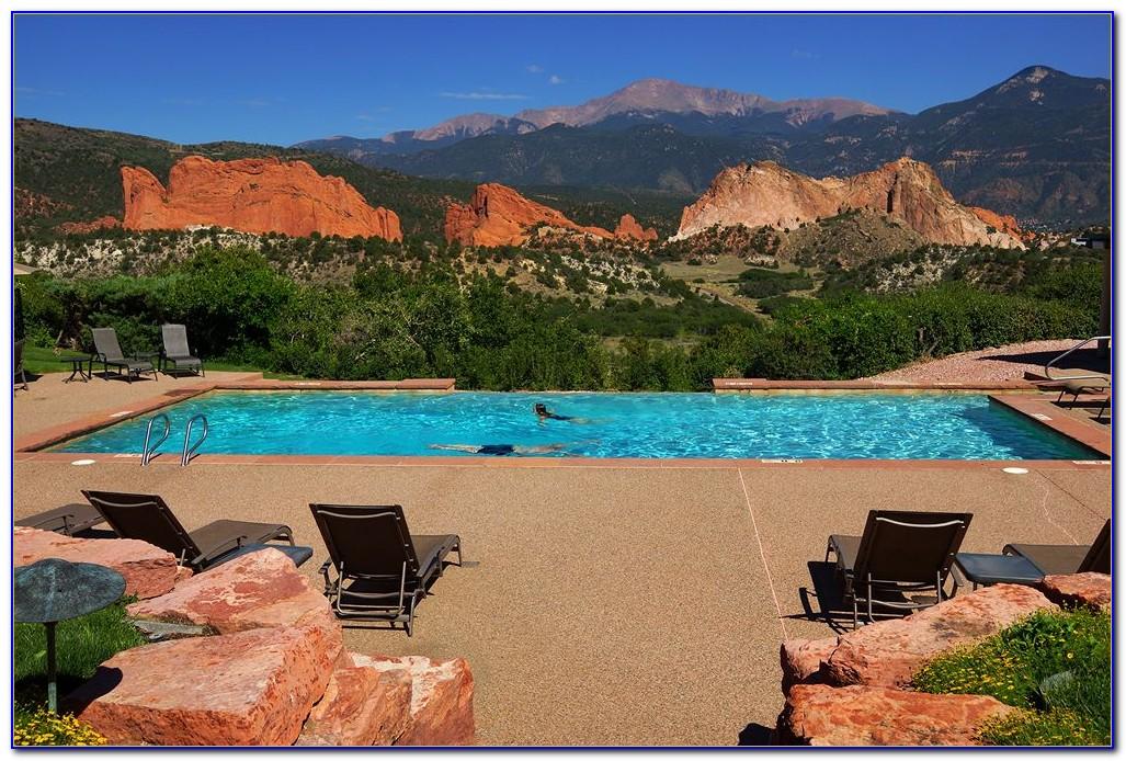 Garden Of The Gods Resort Pool