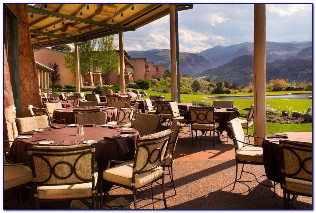 Garden Of The Gods Resort Rooms