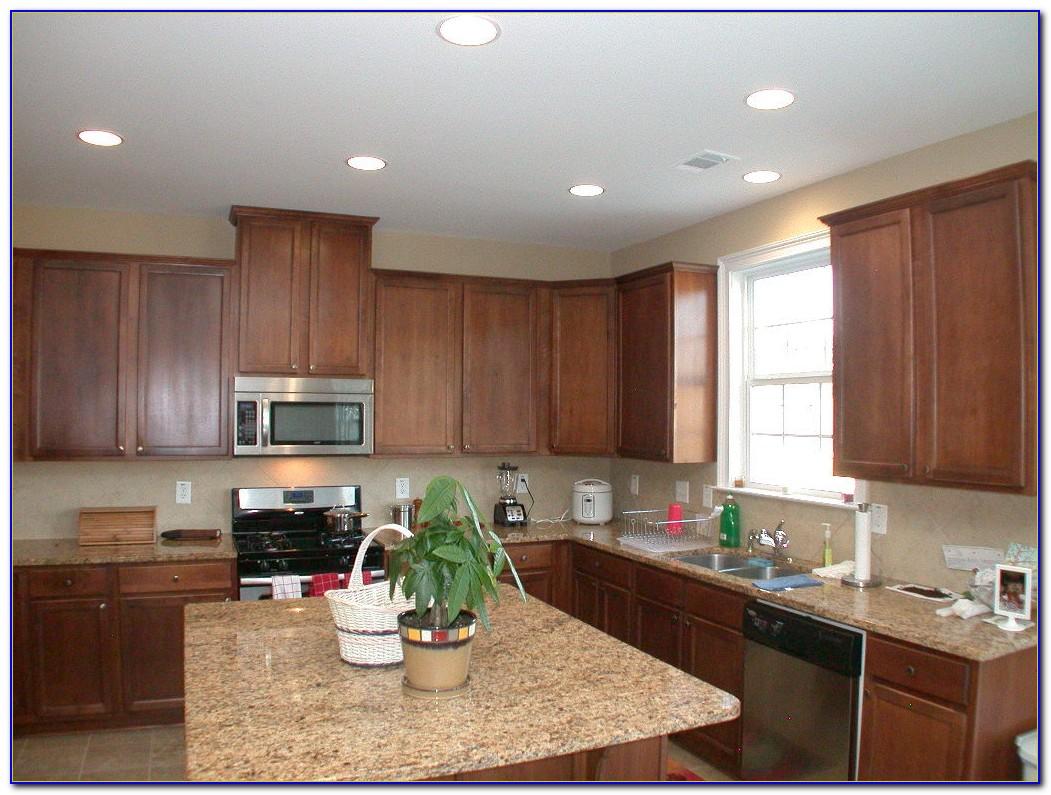 Image of: Hampton Bay Kitchen Cabinets Cognac Kitchen Set Home Design Ideas Qpyglb5kgp