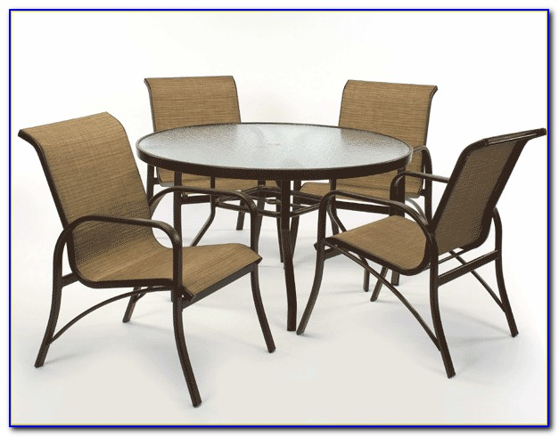 Hampton Bay Patio Tables
