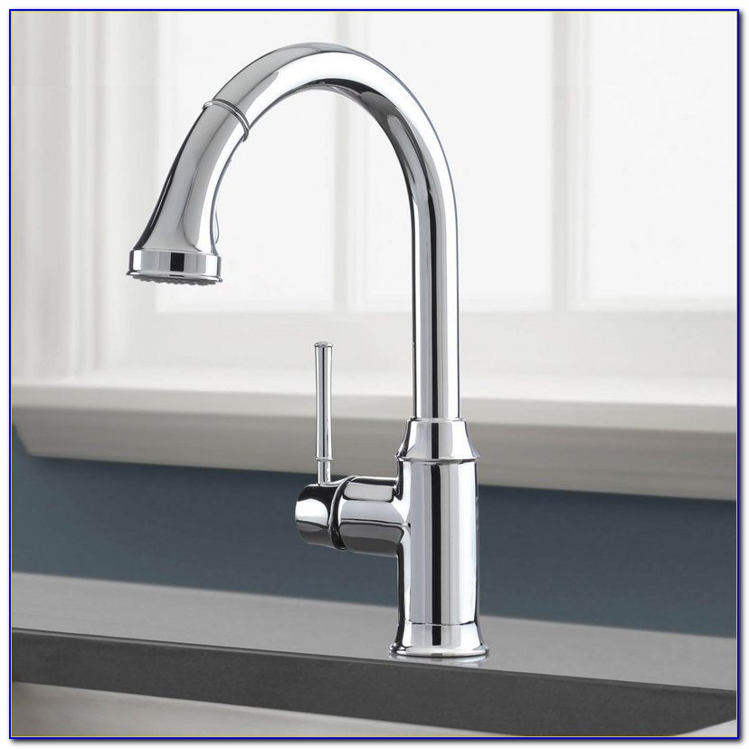 Hansgrohe Kitchen Faucets Oil Rubbed Bronze