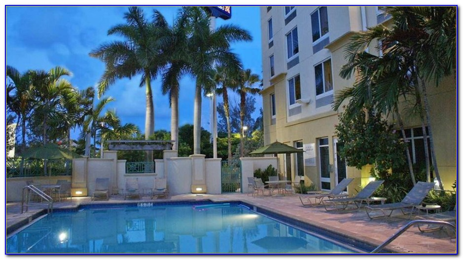 Hilton Garden Inn Fort Lauderdale Fl