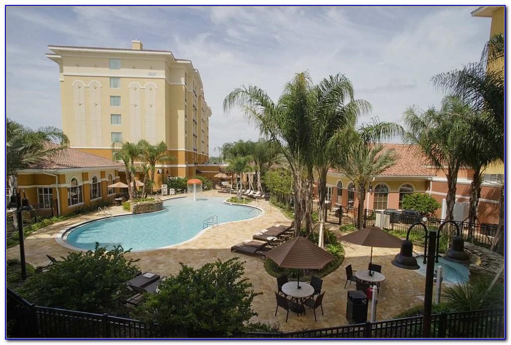Hilton Garden Inn Lake Buena Vista Disney Shuttle
