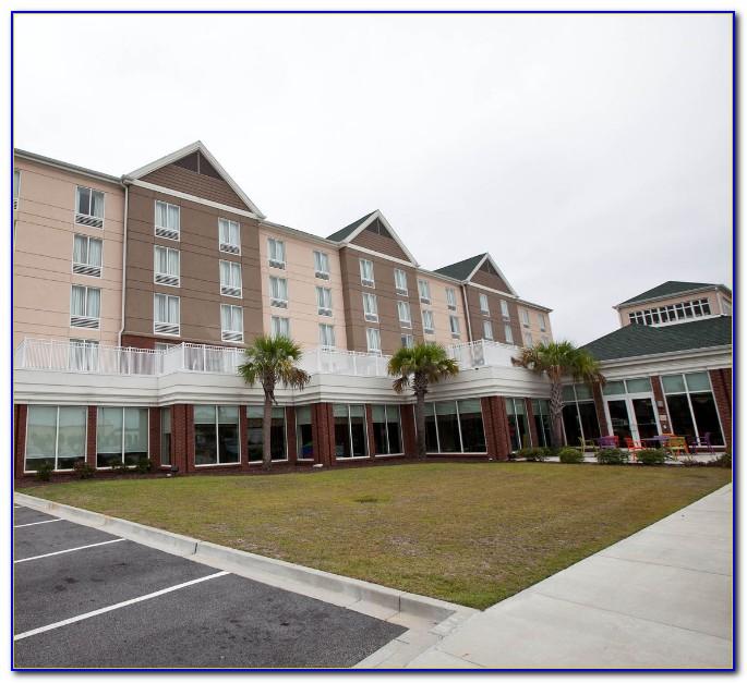 Hilton Garden Inn Myrtle Beach Coastal Grand Mall Myrtle Beach Sc