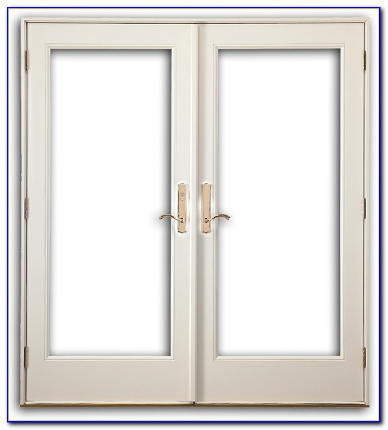 Hinged Patio Doors With Sidelights