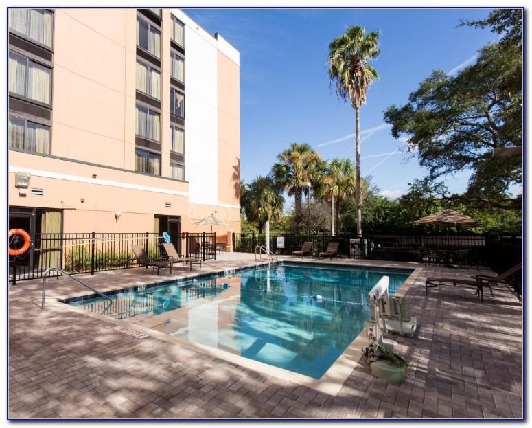 Hyatt Place Busch Gardens Pool