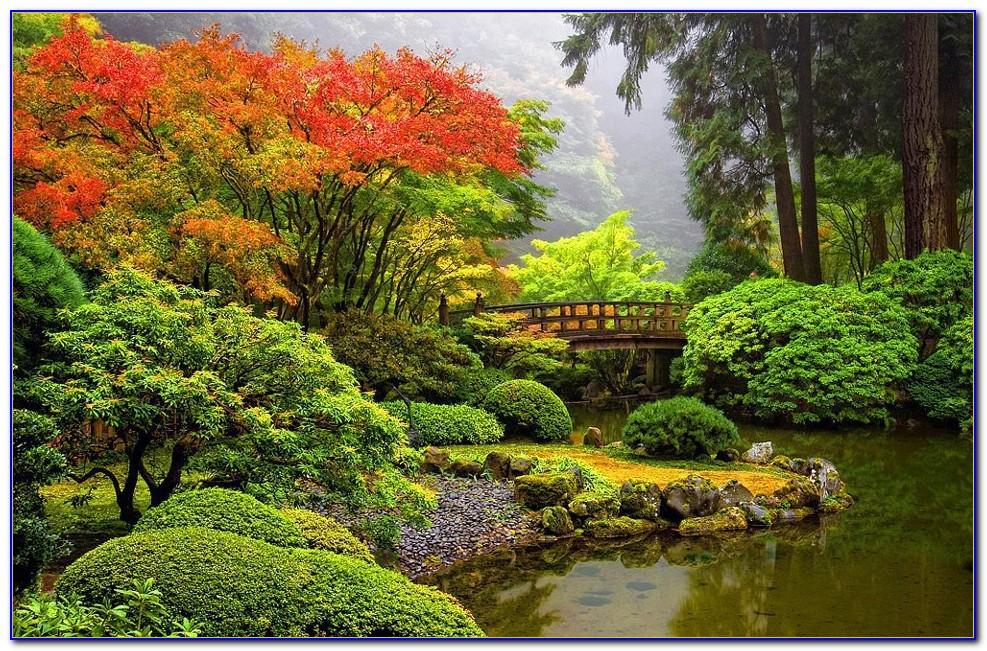 Japanese Garden Nursery Portland Oregon