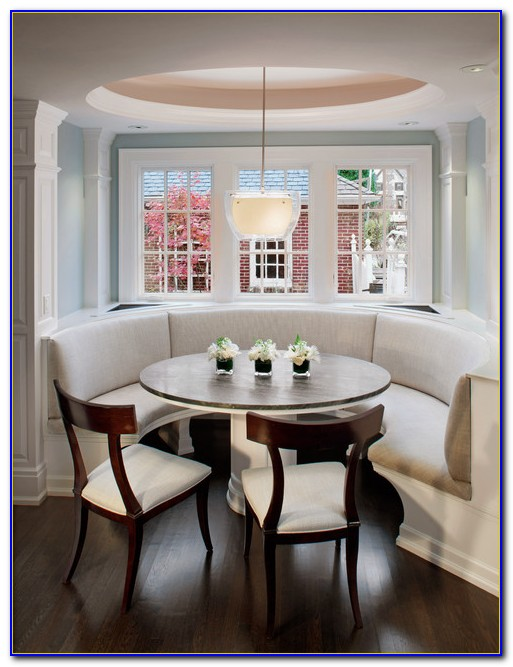 Kitchen Banquette Seating Diy