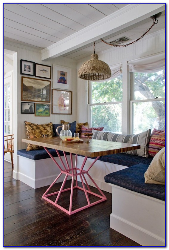 Kitchen Banquette Seating Pictures