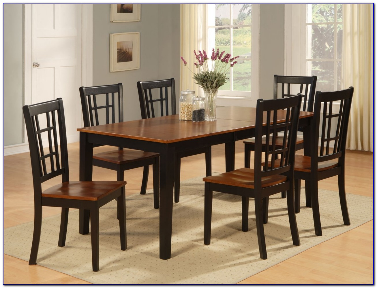 Kitchen Dinette Sets With Wheels
