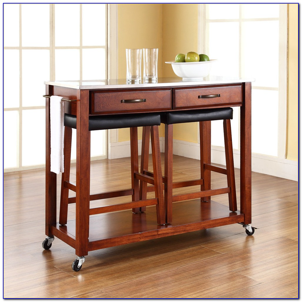Kitchen Island With Stools Canada