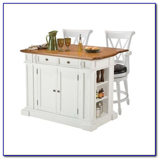 Kitchen Island With Stools Underneath